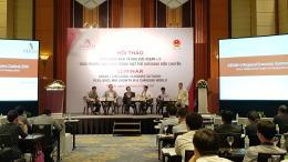 Triển vọng Kinh tế khu vực ASEAN+3: Tăng cường kết nối phát triển