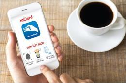 Sacombank bổ sung nhiều tính năng mới vào ứng dụng mCard