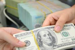Giá đồng USD tăng