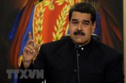 Venezuela sẽ nâng lượng dầu xuất khẩu sang Trung Quốc