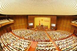 Phê chuẩn 2 Phó Chủ nhiệm Ủy ban của Quốc hội khóa XIV
