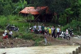 Hòa Bình: Yêu cầu Công ty Nam Thịnh tạm dừng hoạt động sau sự cố bất cẩn