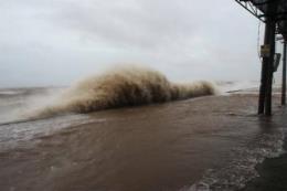 Tin mới nhất về áp thấp nhiệt đới