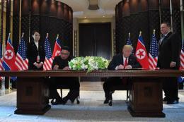 Tổng thống D.Trump khẳng định nước Mỹ có mọi thứ trong thỏa thuận vừa ký