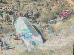 Tai nạn thảm khốc tại Bolivia