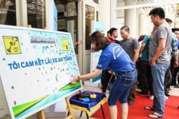 Ford Việt Nam đào tạo lái xe an toàn miễn phí cho gần 15.000 tài xế