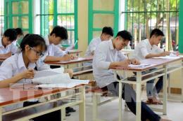 Bộ trưởng Bộ Giáo dục: Tạo mọi điều kiện thuận lợi và hỗ trợ tối đa cho các thí sinh