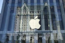 """""""Apple soán ngôi Exxon"""" thống lĩnh thị trường tài chính Mỹ"""