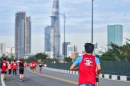 Techcombank đồng hành cùng Giải Marathon Quốc tế TP.HCM mùa thứ 3