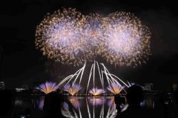 Lễ hội pháo hoa quốc tế Đà Nẵng 2018: Đội Italy xuất sắc giành ngôi vô địch