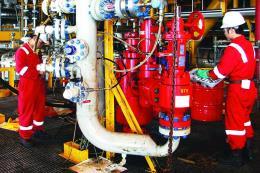 PVEP vượt chỉ tiêu khai thác dầu khí và tài chính