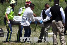 Nổ nhà máy pháo hoa tại Mexico, ít nhất 17 người thiệt mạng