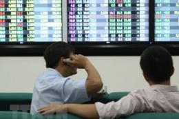 Chứng khoán châu Á mất đà khi căng thẳng thương mại Mỹ -Trung tăng nhiệt