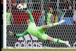 """WORLD CUP 2018: Jordan Pickford xứng đáng """"Đôi găng Vàng"""""""