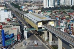 Hà Nội đẩy tiến độ các công trình xây dựng hạ tầng đô thị