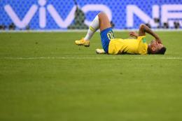 WORLD CUP 2018: Khi Nam Mỹ cúi đầu trước châu Âu...