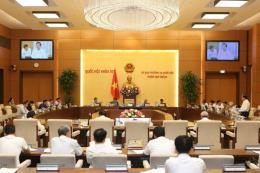 Dự kiến chương trình Phiên họp thứ 29 của Ủy ban Thường vụ Quốc hội