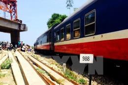 Tổng công ty Đường sắt thông tin về sự cố chạy tàu tại ga Nha Trang