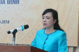 Bộ trưởng Bộ Y tế: Thực hiện đồng bộ 8 giải pháp nâng cao chất lượng y tế cơ sở