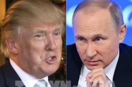 Thượng đỉnh Nga-Mỹ: Nga đề xuất Mỹ chuẩn bị tuyên bố chung