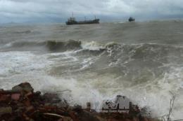 Từ chiều 18/7, bão số 3 sẽ gây mưa rất to trở lại Bắc Bộ và Trung Bộ