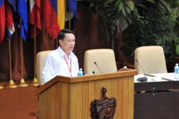 Tổng Giám đốc TTXVN tham dự Diễn đàn Sao Paulo lần thứ XXIV