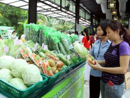 Có thêm cửa hàng nông sản an toàn ở vùng sâu