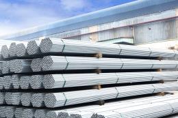 Hòa Phát đầu tư dây chuyền sản xuất ống thép cỡ đại