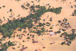 Sự cố vỡ đập thủy điện ở Lào