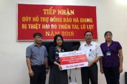 Toyota Việt Nam ủng hộ đồng bào Lai Châu và Hà Giang hơn 826 triệu đồng