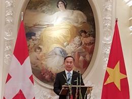 Đại sứ Phạm Hải Bằng: Quan hệ Việt Nam-Thụy Sĩ không ngừng tiến triển trên nhiều lĩnh vực