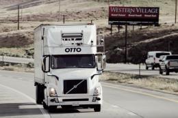 Tập đoàn công nghệ Uber dừng sản xuất xe tải tự lái