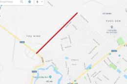 """Phó Thủ tướng yêu cầu kiểm tra thông tin """"đổi 100 ha đất lấy 1,39 km đường"""""""