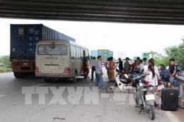 Bắc Ninh kiên quyết xử lý nghiêm các trường hợp đón, trả khách sai quy định
