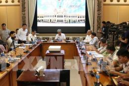 Tp. Hồ Chí Minh chấn chỉnh quản lý công viên và chống hàng gian hàng giả