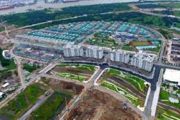 Nghiên cứu điều chỉnh quy hoạch các khu tái định cư Khu đô thị mới Thủ Thiêm