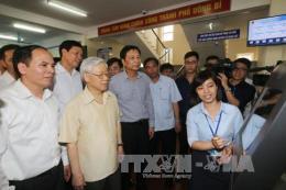 Kinh nghiệm xây dựng chính quyền điện tử ở Quảng Ninh