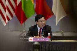 Phó Thủ tướng Phạm Bình Minh đề nghị EU sớm gỡ bỏ