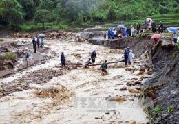 Chủ động ứng phó với diễn biến mưa lũ, sạt lở đất để giảm thiệu thiệt hại