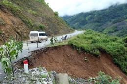Mưa lũ gây thiệt hại nặng nề tại các tỉnh miền núi phía Bắc