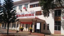 Giám đốc Bệnh viện đa khoa huyện Krông Pắk: Không có việc trục lợi từ bảo hiểm y tế