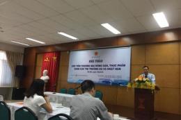 Nông sản Việt cần gì để thâm nhập thị trường EU?