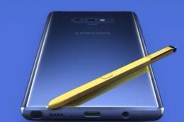 """Đơn đặt hàng trước Galaxy Note 9 """"vượt mặt"""" Galaxy S9"""