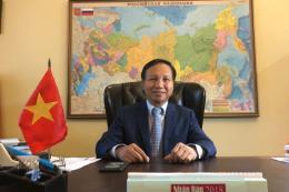 Quan hệ Việt Nam - Liên bang Nga là tài sản quý báu của nhân dân hai nước