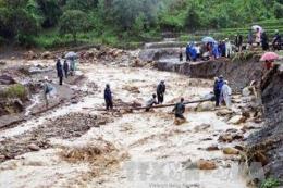 Dự báo thời tiết ngày 9/8: Tây Nguyên mưa to, nguy cơ cao xảy ra lũ quét, sạt lở đất