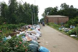 Kết luận thanh tra Dự án Nhà máy xử lý chất thải rắn sinh hoạt huyện Đức Phổ