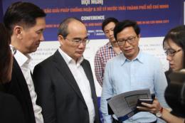 Tp. Hồ Chí Minh mời gọi đầu tư 17 dự án chống ngập, xử lý nước thải