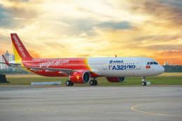 Vietjet Air cập nhật các chuyến bay bị ảnh hưởng của cơn bão số 4