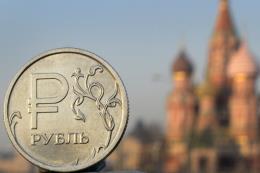 Đồng ruble rơi xuống mức thấp nhất trong gần hai năm