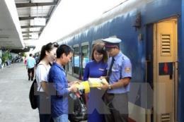 Công bố kế hoạch bán vé tàu Tết Kỷ Hợi 2019